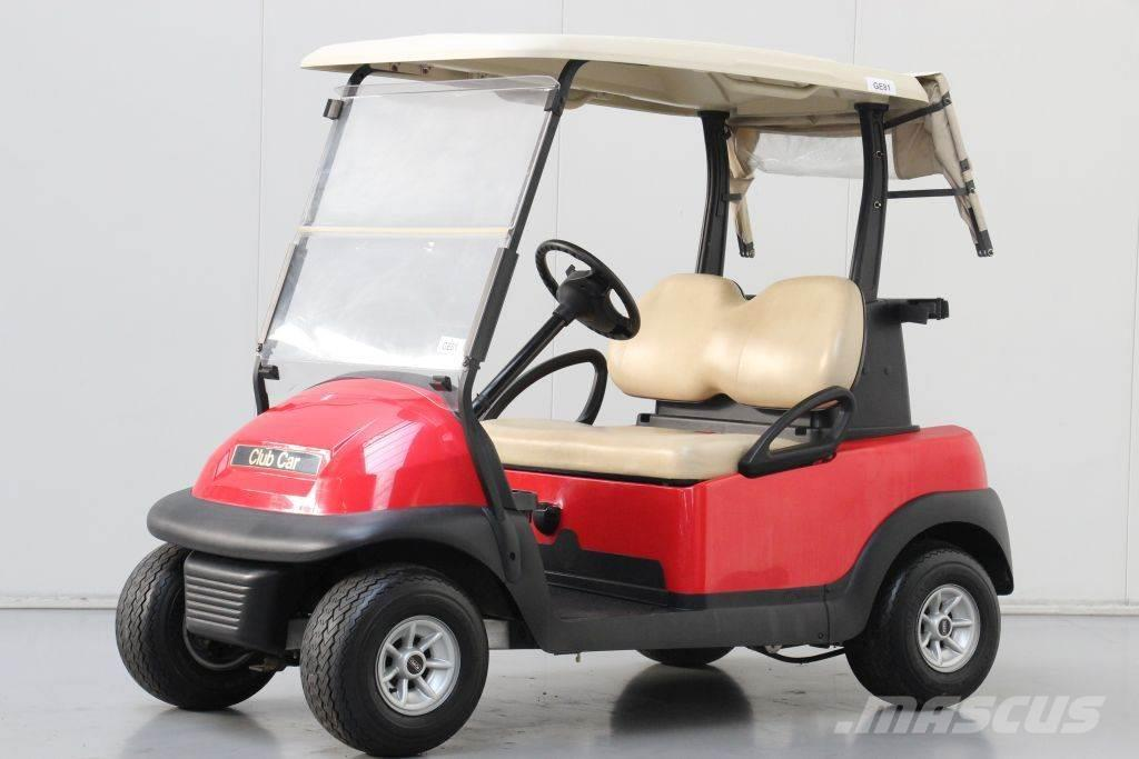 club car precedent baujahr 2015 golfwagen golfcart. Black Bedroom Furniture Sets. Home Design Ideas
