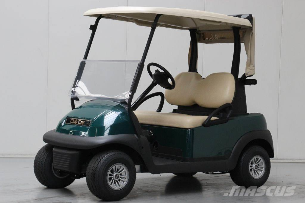 club car precedent i2 baujahr 2017 golfwagen golfcart gebraucht kaufen und verkaufen bei. Black Bedroom Furniture Sets. Home Design Ideas