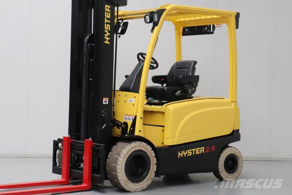 Hyster J2.5XN