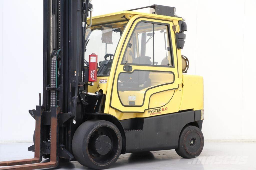 Hyster S6.0FT