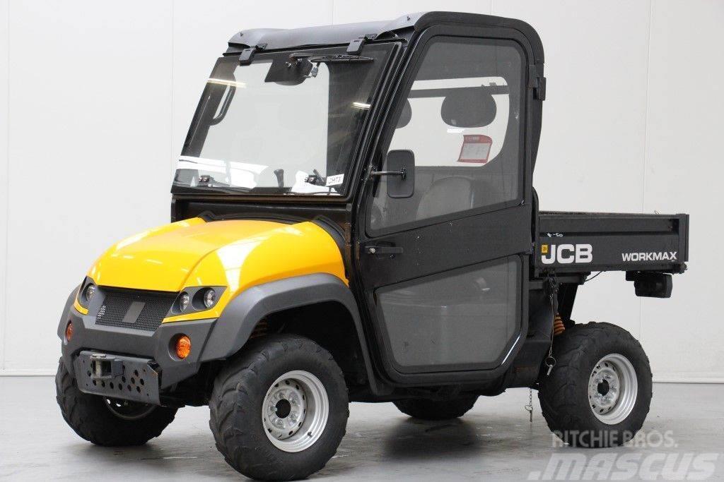 JCB Workmax 800D