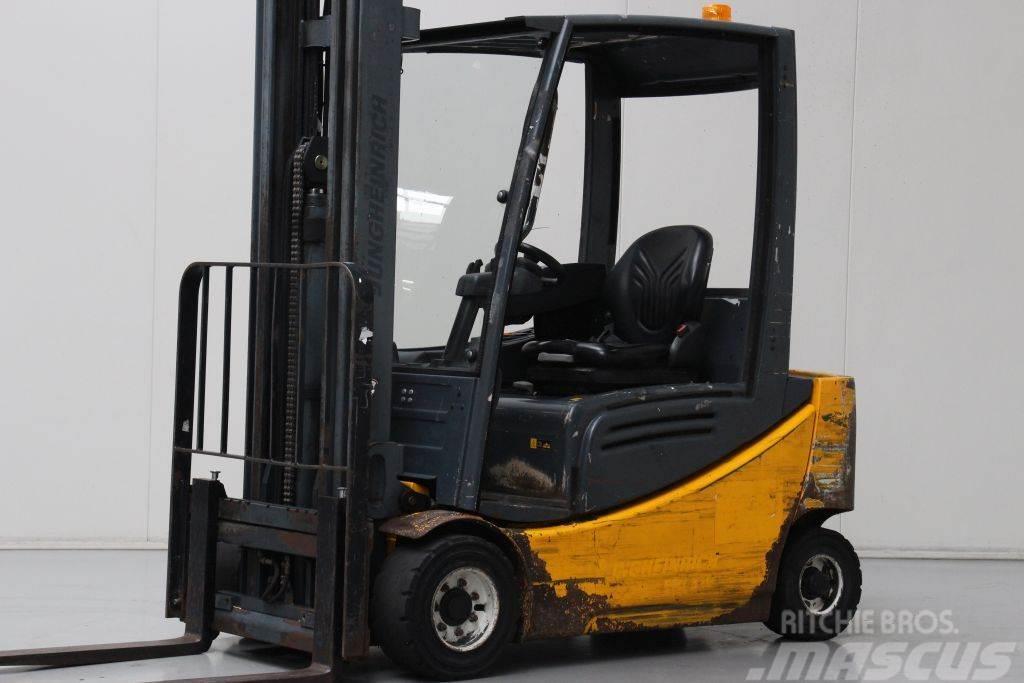 Electric Forklift Jungheinrich Erv308: Electric Forklift Trucks,