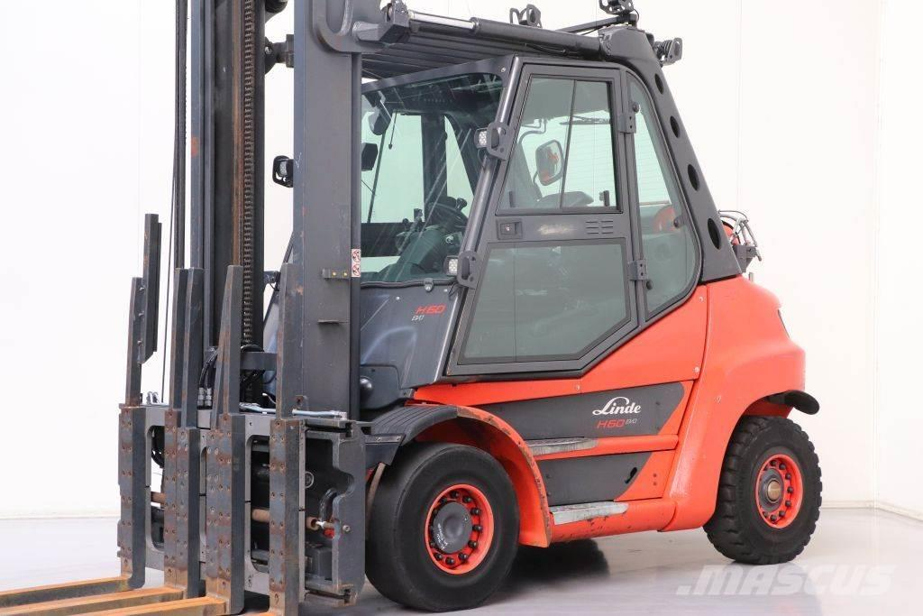 Linde H60T-03
