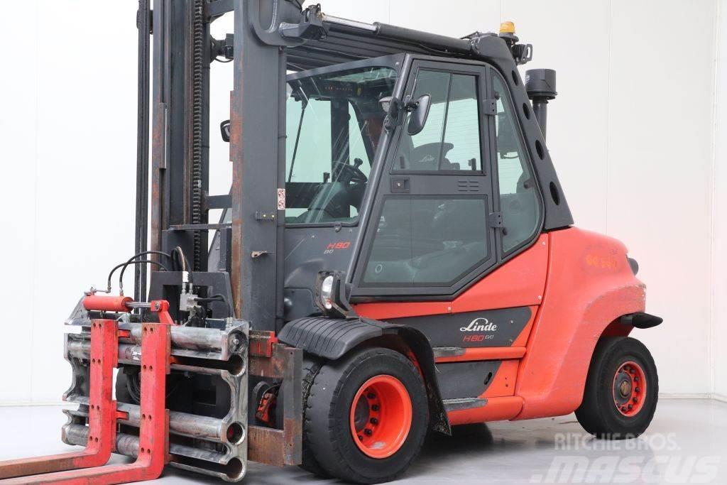 Linde H80D-03/900