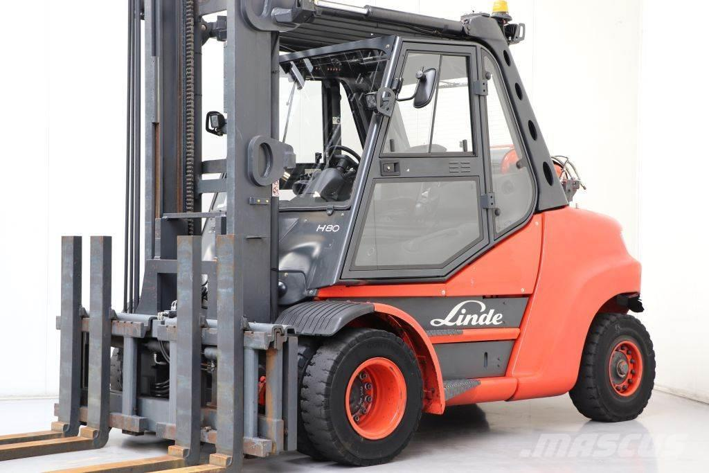 Linde H80T-02/900