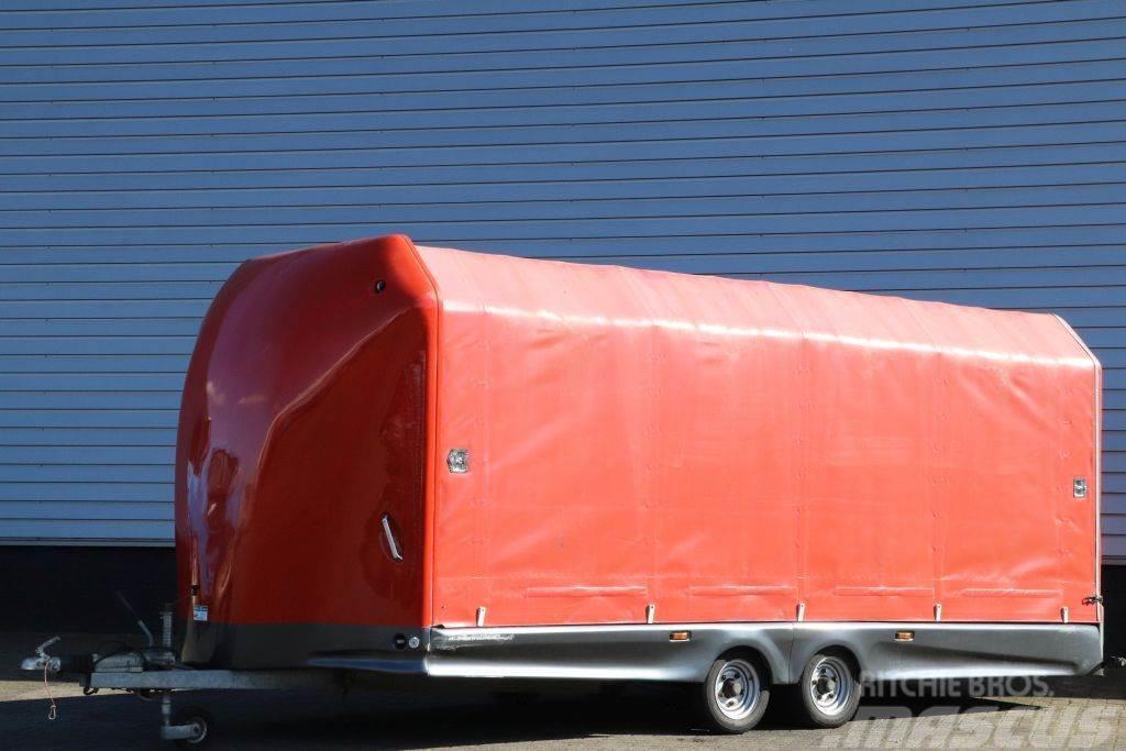 Titan Challenger trailer