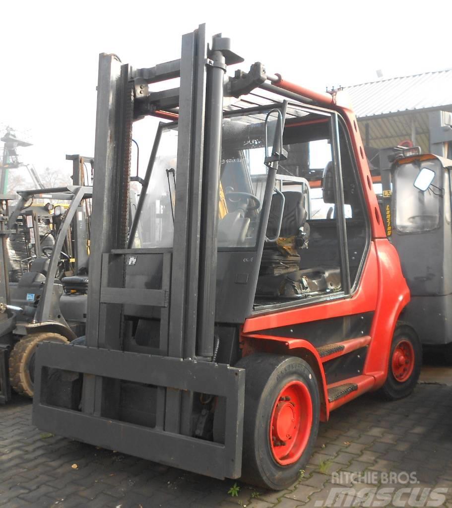 Linde H70 7000kg diesel