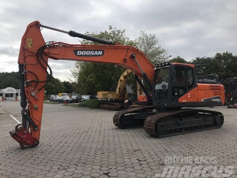 Doosan DX255NLC-5