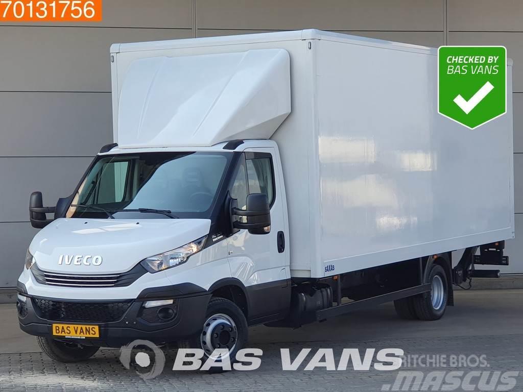 Iveco Daily 70C18 72C18 Euro6 Automaat Bakwagen Laadklep