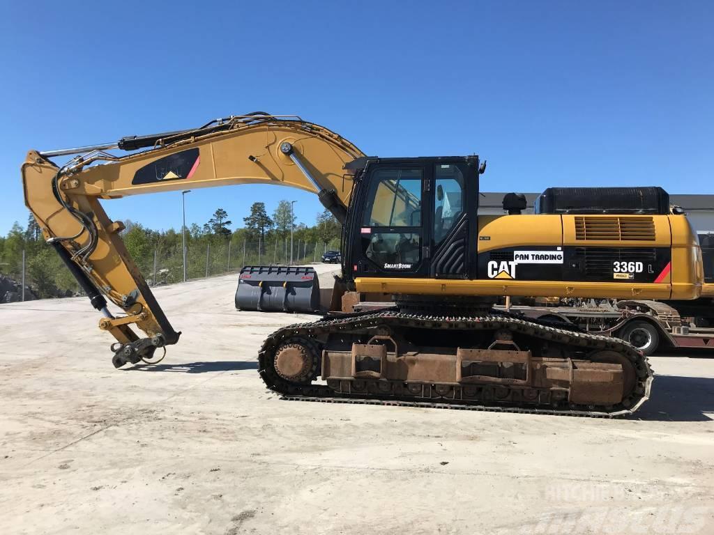 Caterpillar 336DL Quarry