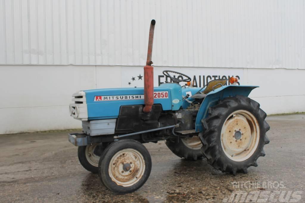 Mitsubishi D2050 Mini Tractor