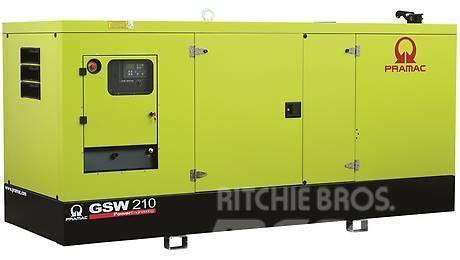 Pramac GSW210P PERKINS 210 KVA | snsp1117