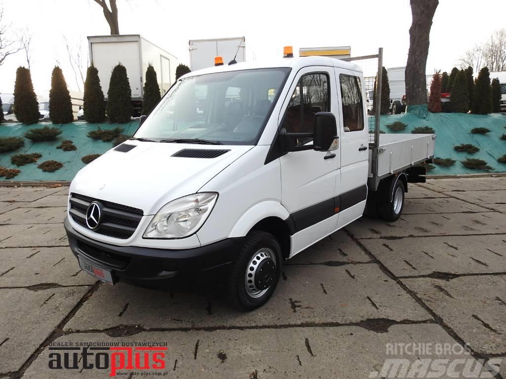 Mercedes-Benz SPRINTER 516 STAKE BODY DOUBLE CAB 7 SEATS