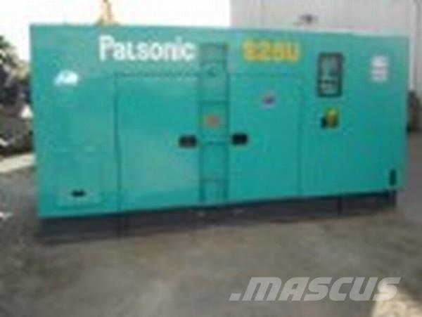 Palsonic S254 Diesal/Hydraulic Power Pack