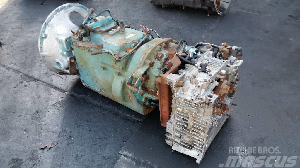 Scania GR871 Retarder