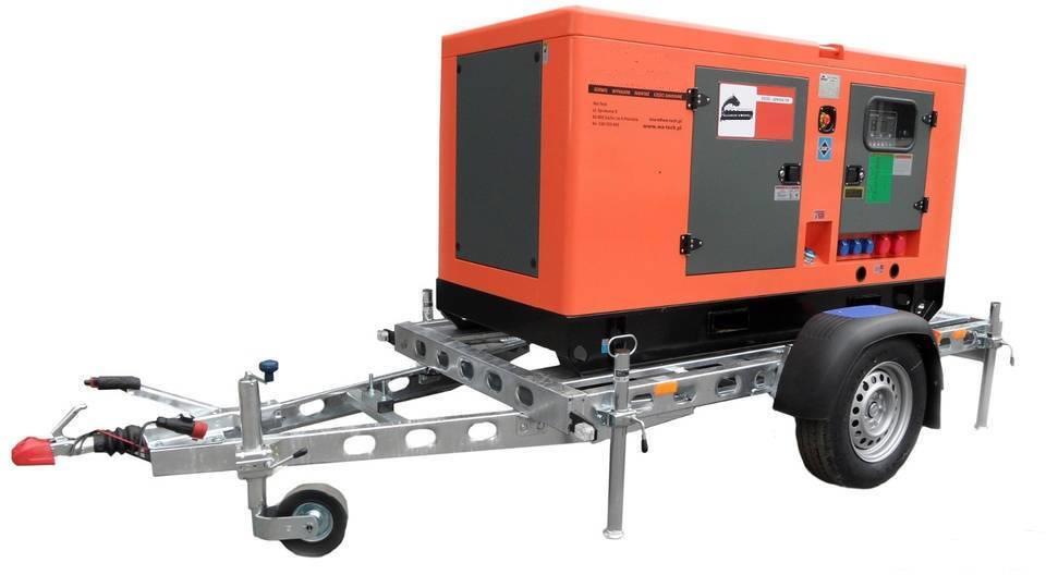 [Other] Przyczepa pod agregat DMC 1500 trailer generator