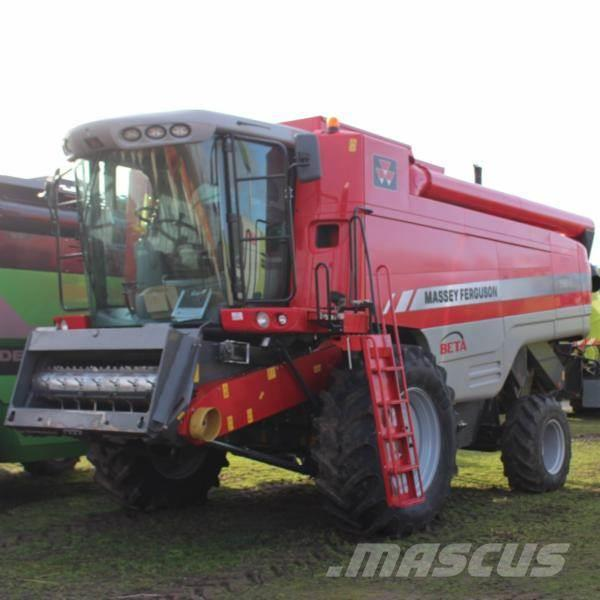 Massey Ferguson MF 7270 Beta