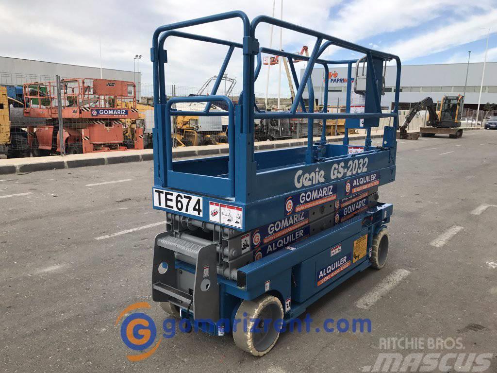 Genie GS 2032, 1999, Saxliftar