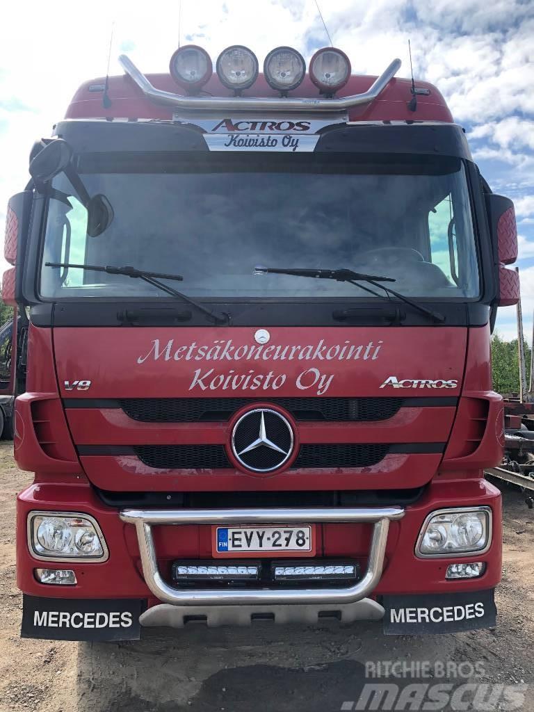 Mercedes-Benz actros 3360