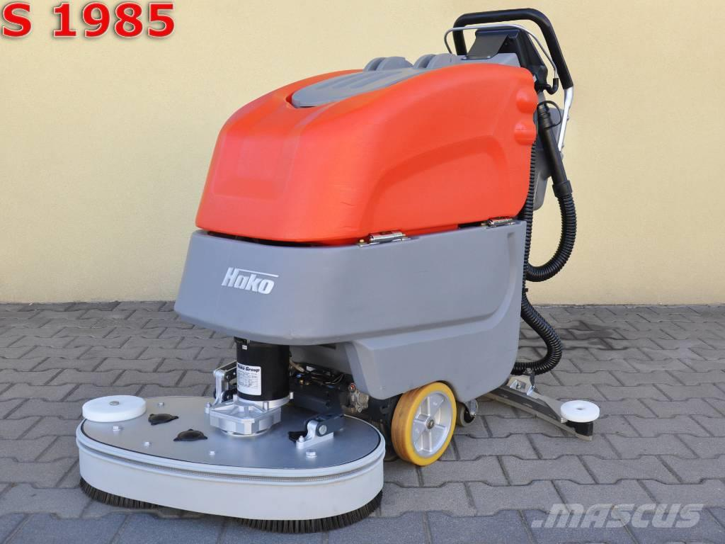 [Other] Scrubber dryer HAKO B45 CL
