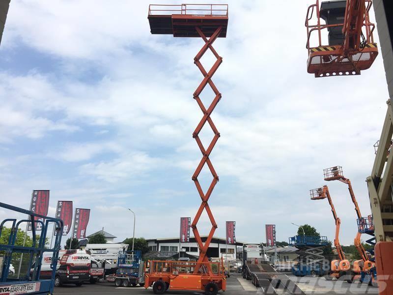 Holland Lift B 195 DL 25 diesel 4x4 21.50m
