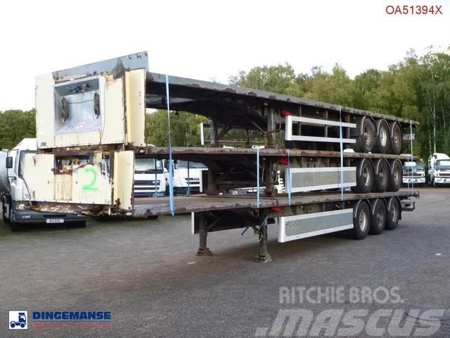 SDC Stack - 3x platform trailer