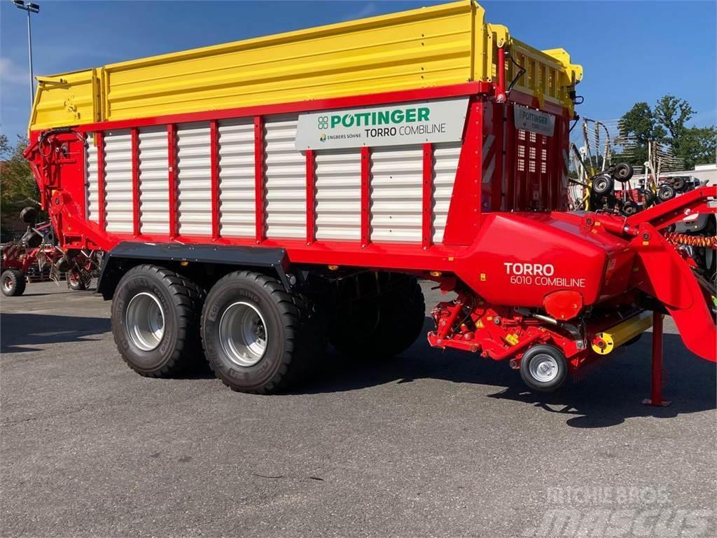 Pöttinger Torro 6010 D Combili