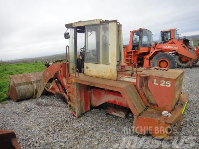 O&K L25 dismantling for parts only