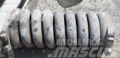 Liebherr Crawler stretching springs R 954-R 964 ελατήρια τε