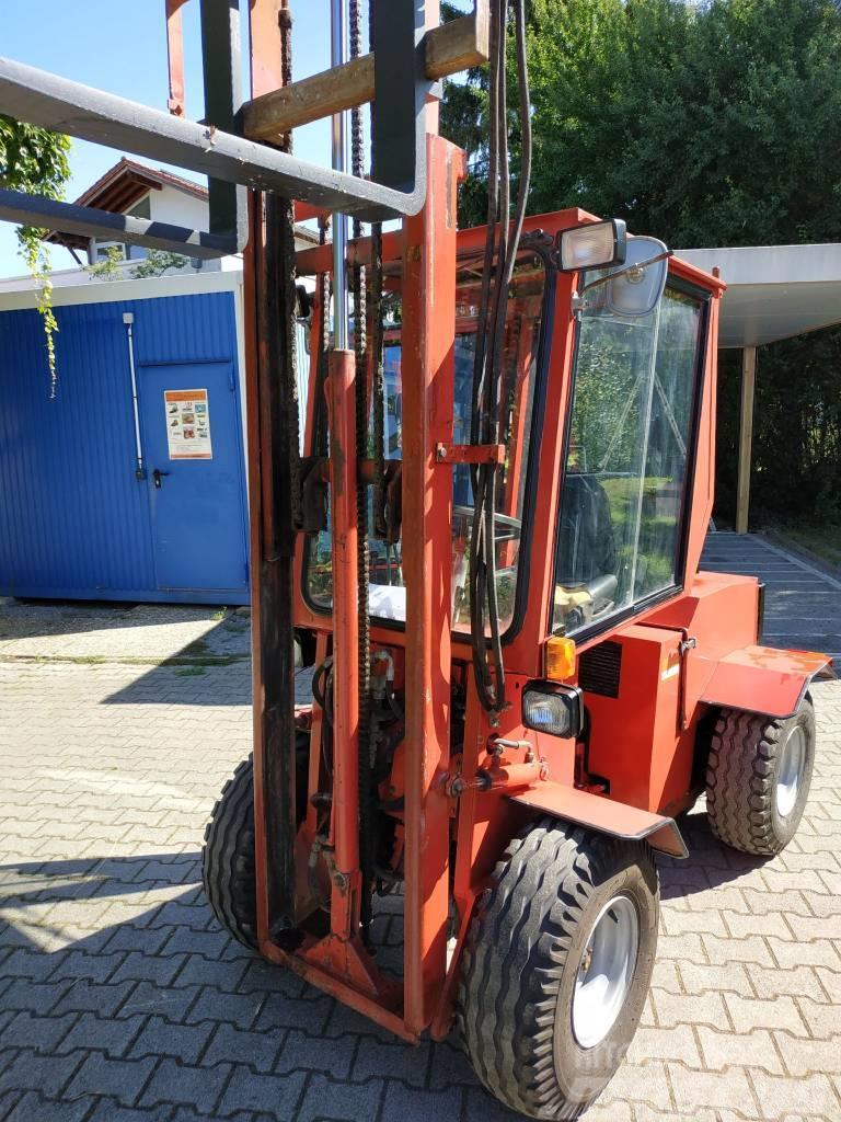 Grünig Uni-Truck 4W1005