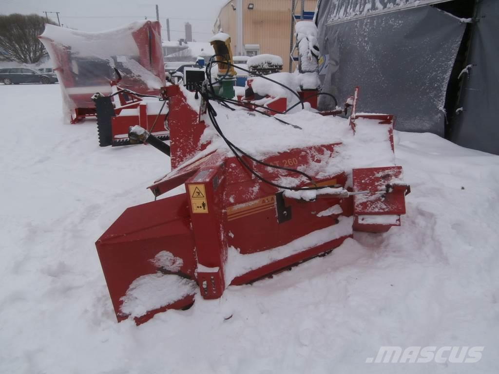 Ala-talkkari AT-260 lumilinko