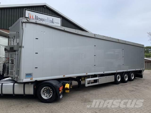 Knapen K100 92m3 10MM Cargo Floor Liftachse Alcoa