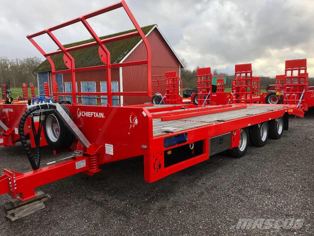 Chieftain Lagerrensning diverse trailers mm