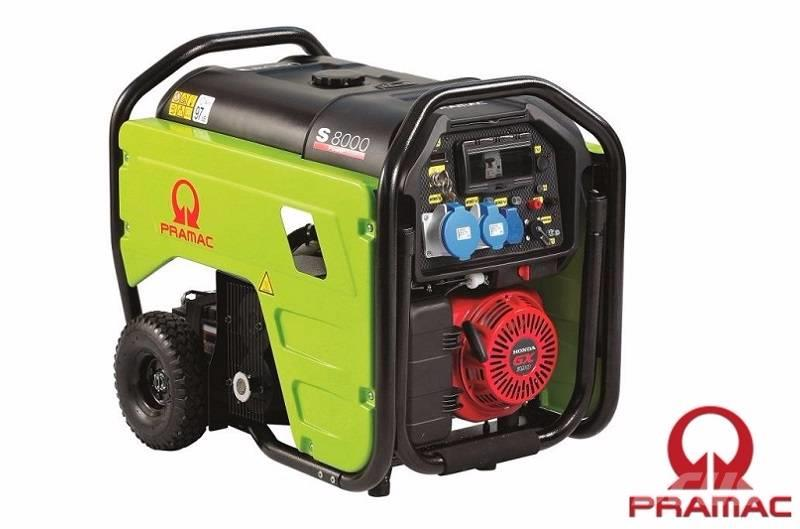 Pramac S8000 230V 7.2 kVA