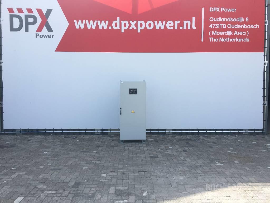 ATS Panel 1600A - Max 1.100 kVA - DPX-27511