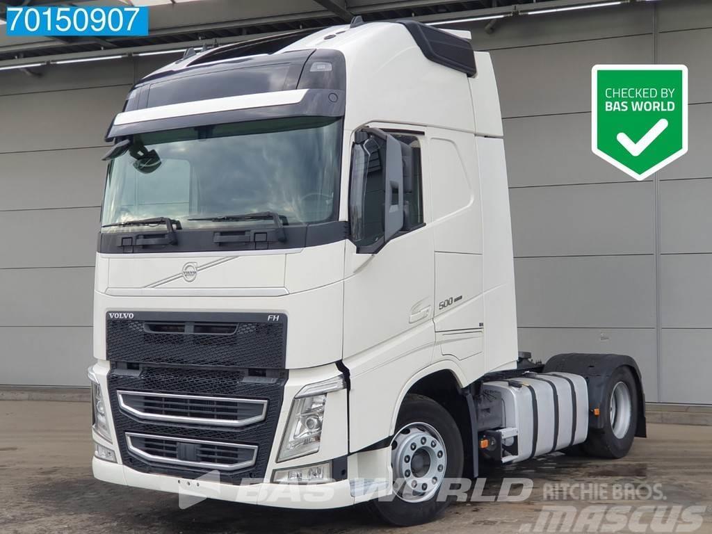Volvo FH 500 4X2 XL VEB+ 2x Tanks Xenon Euro 6