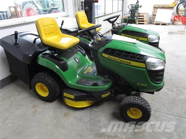 used john deere x135r greens mowers price 4 038 for sale. Black Bedroom Furniture Sets. Home Design Ideas