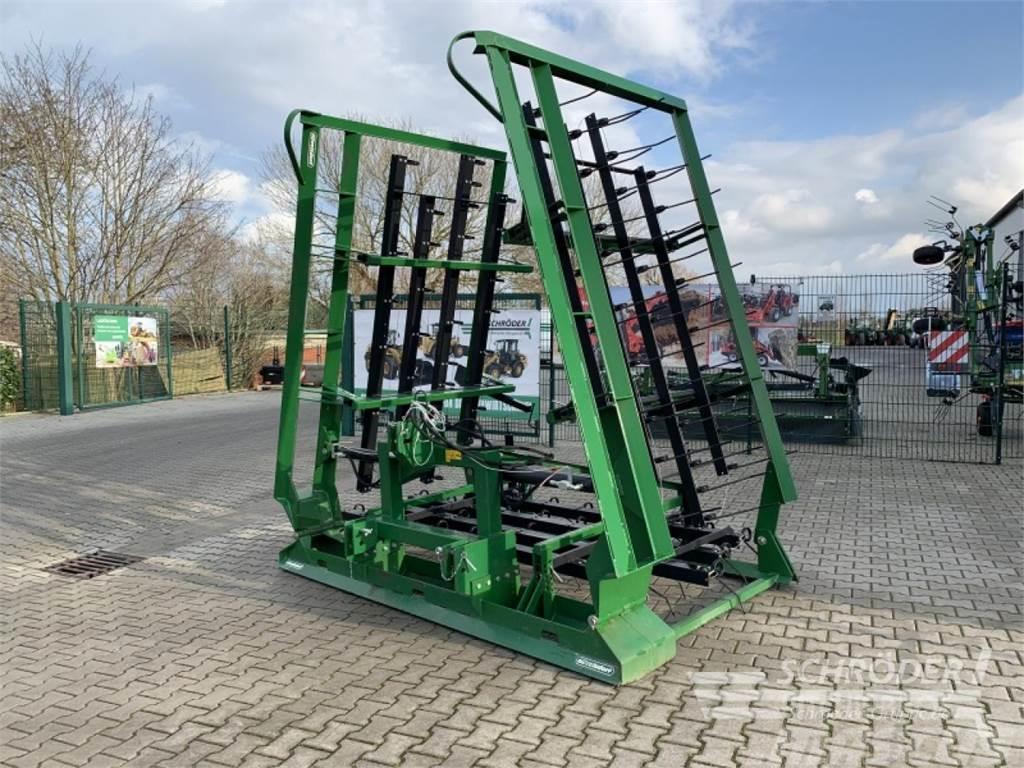 Düvelsdorf GREEN RAKE CLASSIC 8