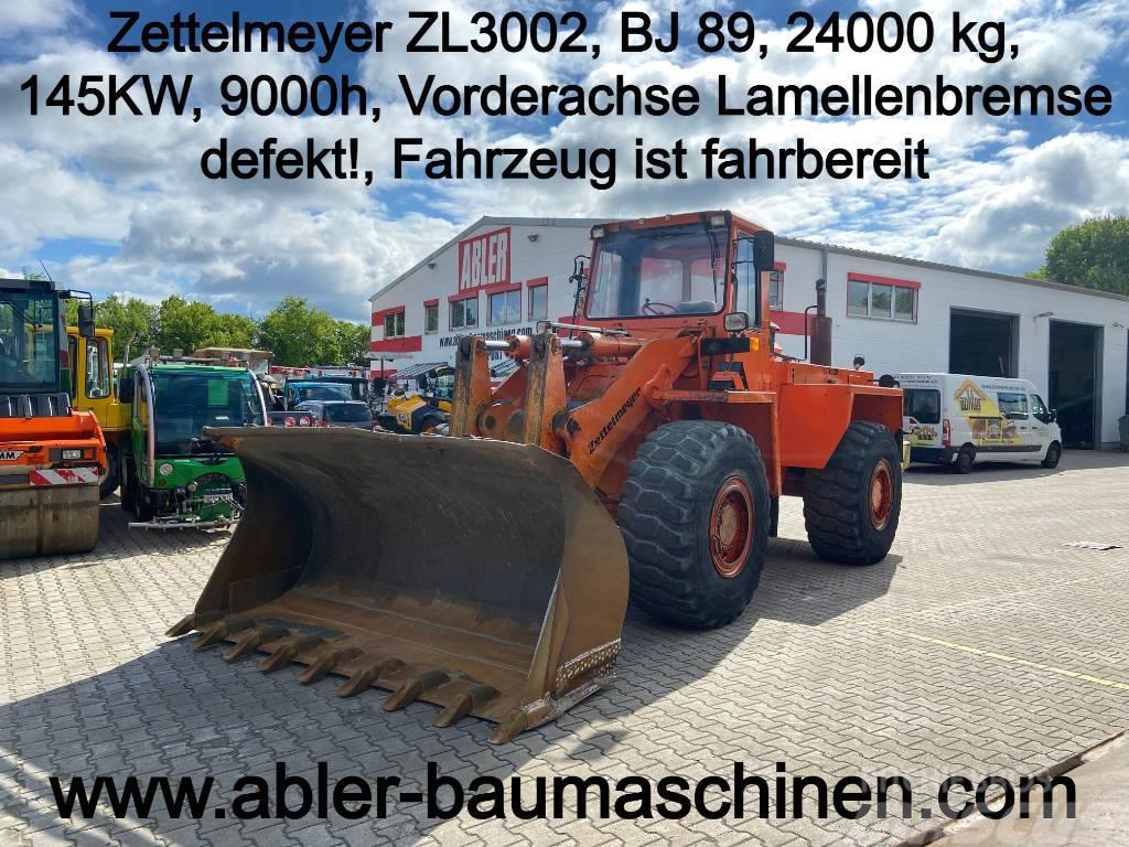 Zettelmeyer ZL 3002