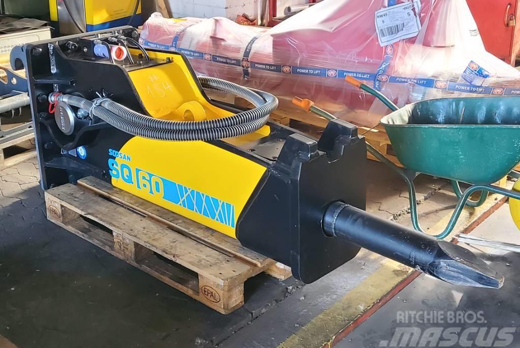 Soosan Hammer SQ60 (1.700 kg)