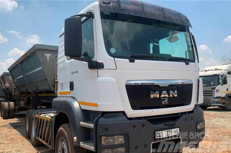MAN 2012 MAN TGS 33.480