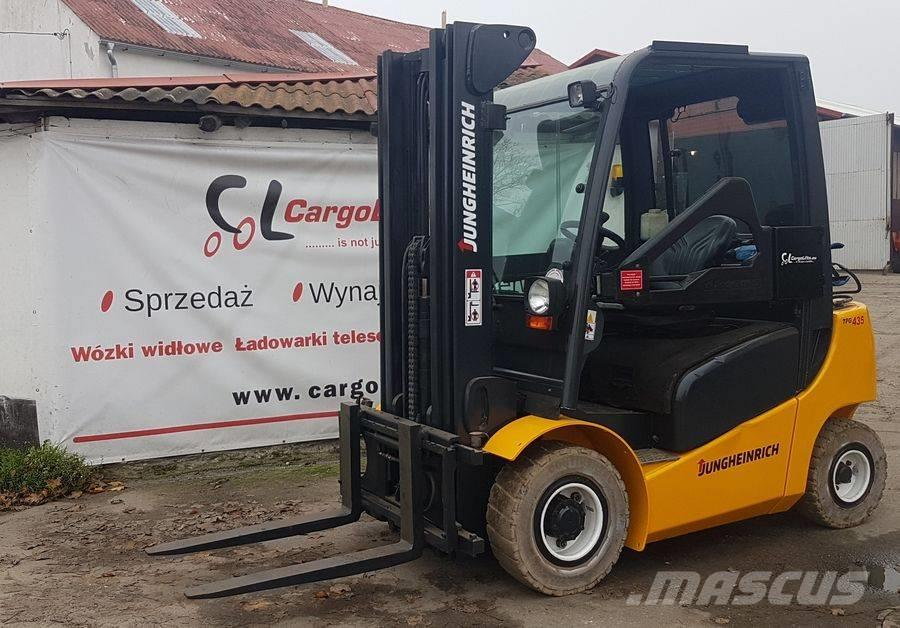 Jungheinrich TFG 425 CargoLifts