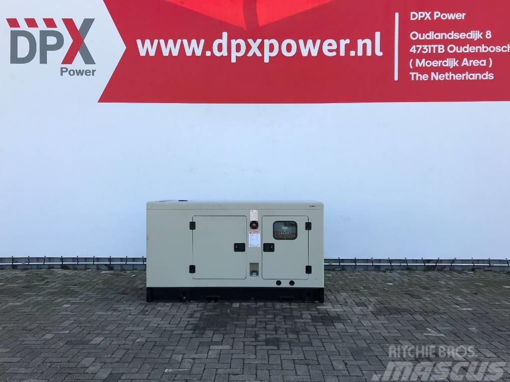 Ricardo R4105ZD - 62 kVA Generator - DPX-19706