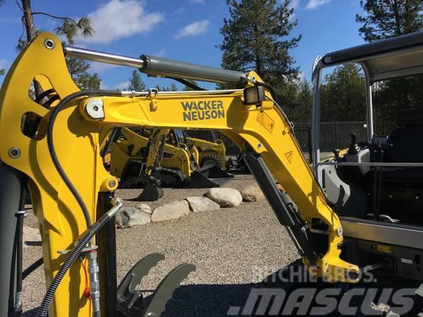 Wacker Neuson EZ-28 VDS Excavator