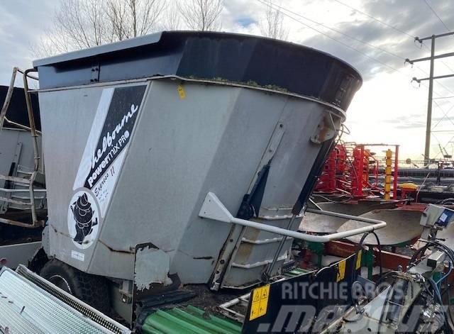 Shelbourne PowerMix PRO 11 - spares repairs