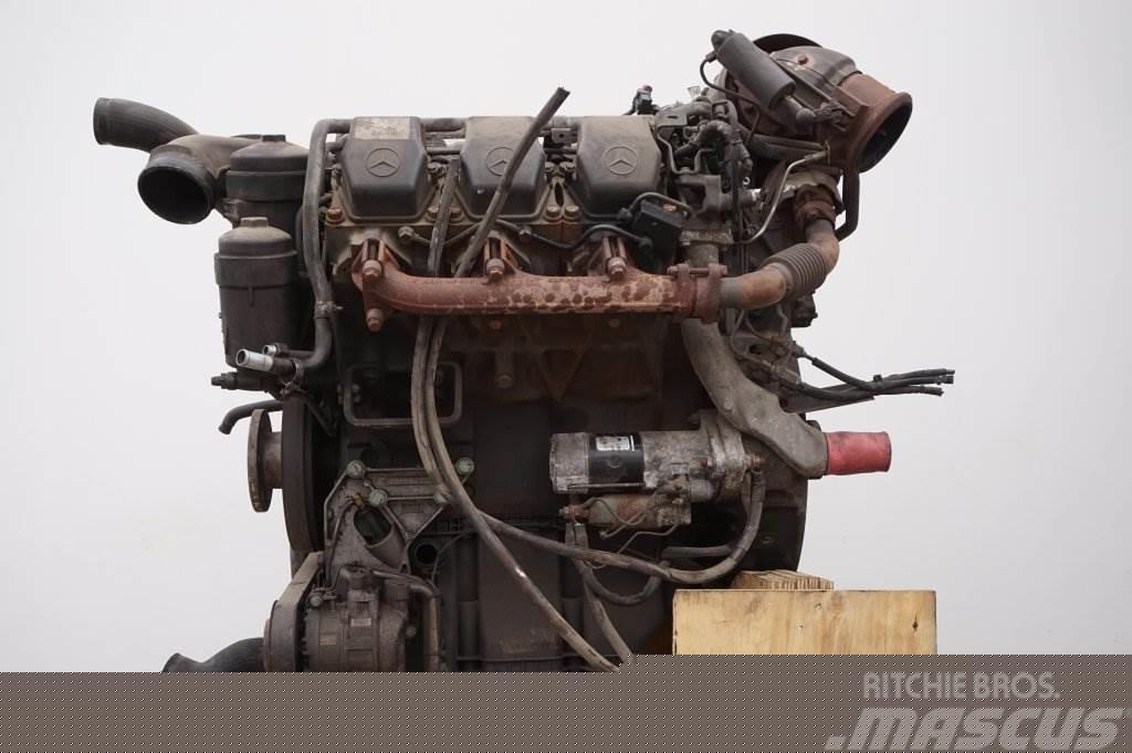 Mercedes-Benz OM501LA EURO5 410 PS