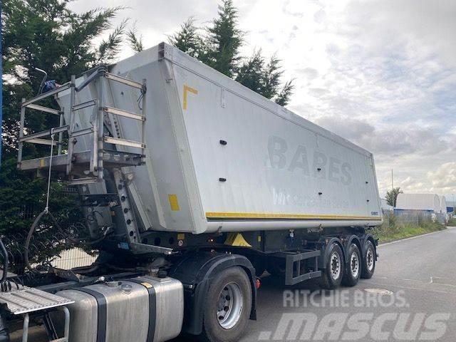 Schmitz Cargobull 43m³ kubikmeter