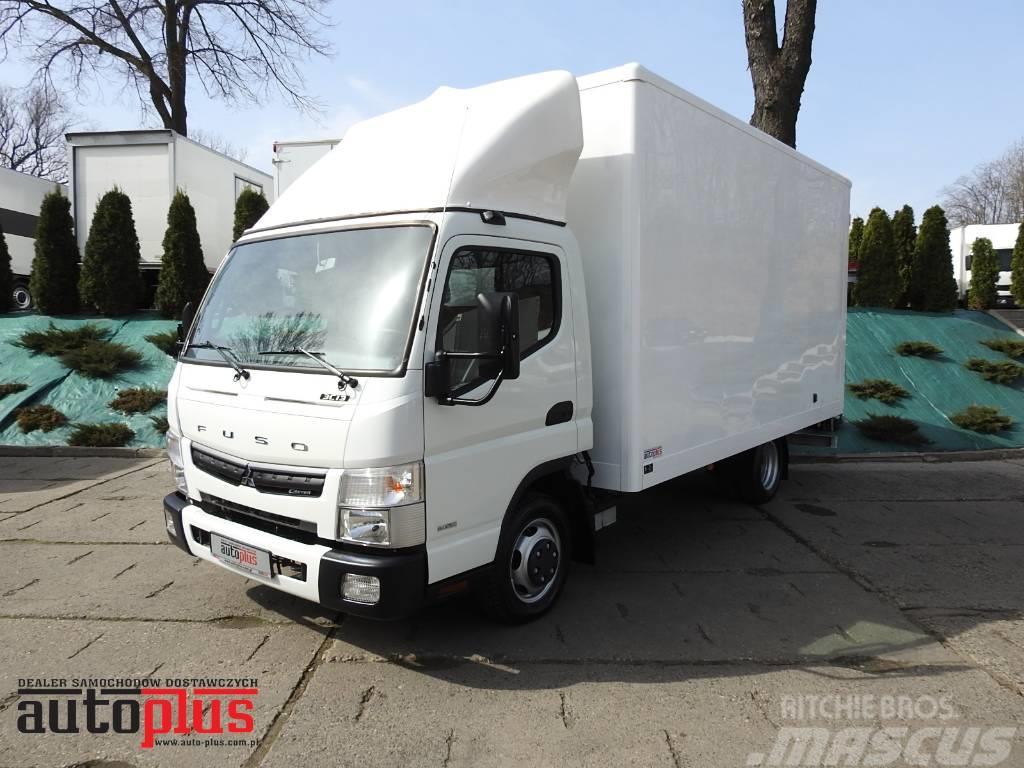Mitsubishi CANTER FUSO 3C13 BOX A/C ADBLUE, EURO6