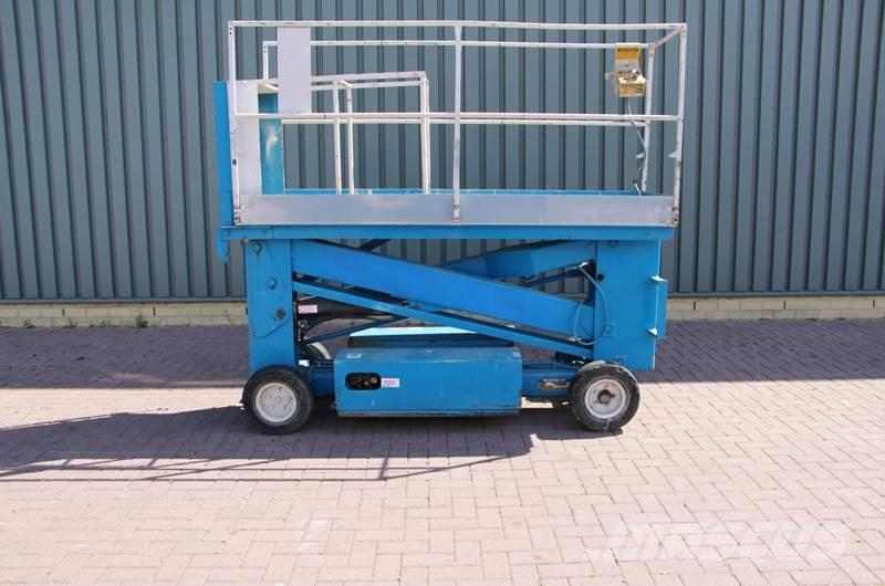 Upright -sl20-electric-8-1m-working-height - Scissor lifts, Price ...