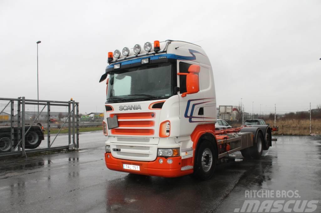 Scania R560 LB 6X2 4 MNB
